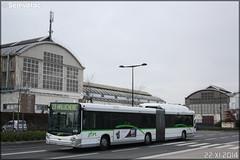 Heuliez Bus GX 427 GNV - Semitan (Société d'Économie MIxte des Transports en commun de l'Agglomération Nantaise) / TAN (Transports en commun de l'Agglomération Nantaise) n°273