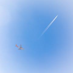 Plane spotting - Antibes