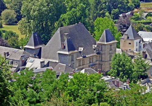 château de Maÿtie, ou château d'Andurain...Mauléon-Licharre,