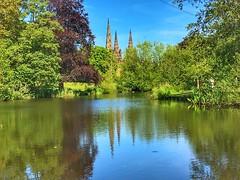 Beacon Park, Lichfield, England