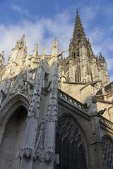 Church of Saint-Maclou, Rouen, Seine-Maritime, Normandy, France