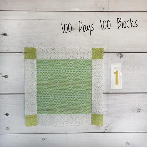 100 Days 100 Blocks 2019, Block Nr. 1, Kinship Fusion Sampler