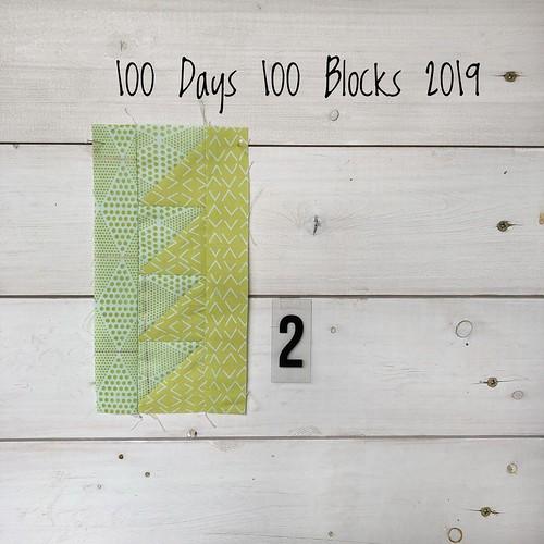 100 Days 100 Blocks, Block Nr. 2, Kinship Fusion Sampler