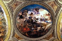 Artwork in the interior of Versailles, France-33a - Photo of Châteaufort