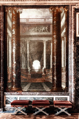 Artwork in the interior of Versailles, France-32a - Photo of Châteaufort