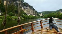 La Roque-Gageac - Río Dordoña