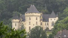 La Roque-Gageac - Castillo de la Malartrie