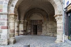 1811 Brioude - Basilique Saint-Julien