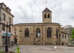 1783  Montluçon - Eglise Notre-Dame