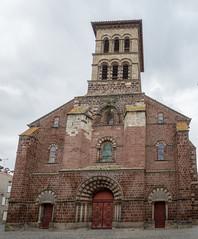 1818 Brioude - Basilique Saint-Julien