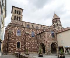 1813 Brioude - Basilique Saint-Julien