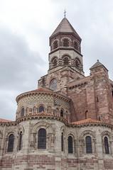 1808 Brioude - Basilique Saint-Julien