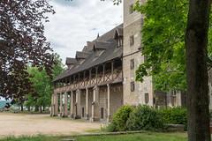 1762 Montluçon - Château des Ducs de Bourbon