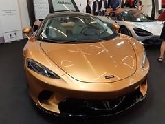 McLaren Gran Tourer ÷ Top Marques Monaco 2019 - Photo of Èze