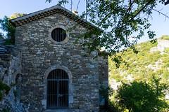1935 Rochecolombe - Chapelle Saint-Barthélémy