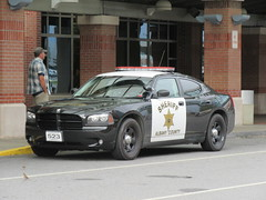 Albany County Sheriff Dodge Charger