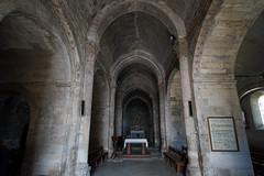 1952 Eglise Saint-Etienne de Mélas (Baptistère)