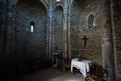 1957 Eglise Saint-Etienne de Mélas (Baptistère)
