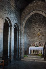 1956 Eglise Saint-Etienne de Mélas (Baptistère)