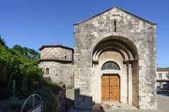 1948 Eglise Saint-Etienne de Mélas (Baptistère)