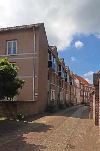 Grave - Appartementen aan de Gasthuisstraat