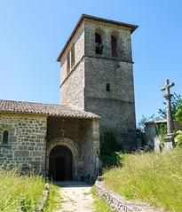 2024 Eglise Notre-Dame - Nieigles (Pont-de-Labeaume)