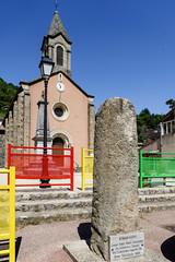 2004 La borne milliaire romaine de Pont-de-Labeaume