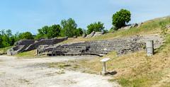 2098 Alba-la-Romaine - Théâtre antique