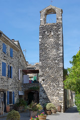 2089 Alba-la-Romaine - La Tour de l'Horloge