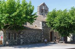 2078 Alba-la-Romaine - Eglise Saint-André