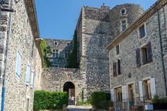 2062 Le château d'Alba-la-Romaine