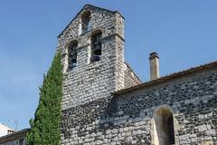 2079 Alba-la-Romaine - Eglise Saint-André