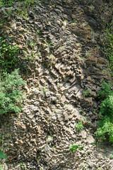 2194 Jaujac - Coulée basaltique
