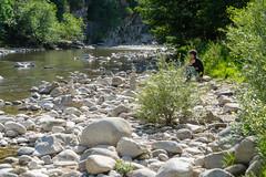 2242 Méditation au bord de l'eau