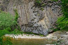 2195 Jaujac - Coulée basaltique