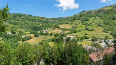 2297 Vu de Sceautres, un paysage ardéchois