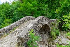 2197 Jaujac - Le pont romain