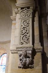 2359 Collégiale Saint-Hilaire, Semur-en-Brionnais - Photo of Baugy