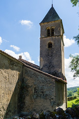 2390 Semur-en-Brionnais - Chapelle Saint-Martin - Photo of Fleury-la-Montagne