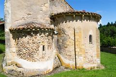 2374 Semur-en-Brionnais - Chapelle Saint-Martin - Photo of Fleury-la-Montagne
