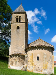 2372 Semur-en-Brionnais - Chapelle Saint-Martin - Photo of Fleury-la-Montagne