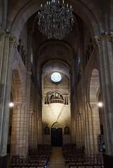 2358 Collégiale Saint-Hilaire, Semur-en-Brionnais - Photo of Baugy