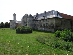 Château d'Esnes façade nord (2)