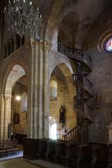 2357 Collégiale Saint-Hilaire, Semur-en-Brionnais - Photo of Baugy