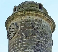 Château d'Esnes  cadrans, de la tourelle