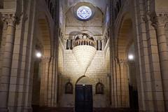 2347 Collégiale Saint-Hilaire, Semur-en-Brionnais - Photo of Baugy