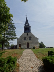 Esnes Église Saint-Pierre  (3) - Photo of Bertry