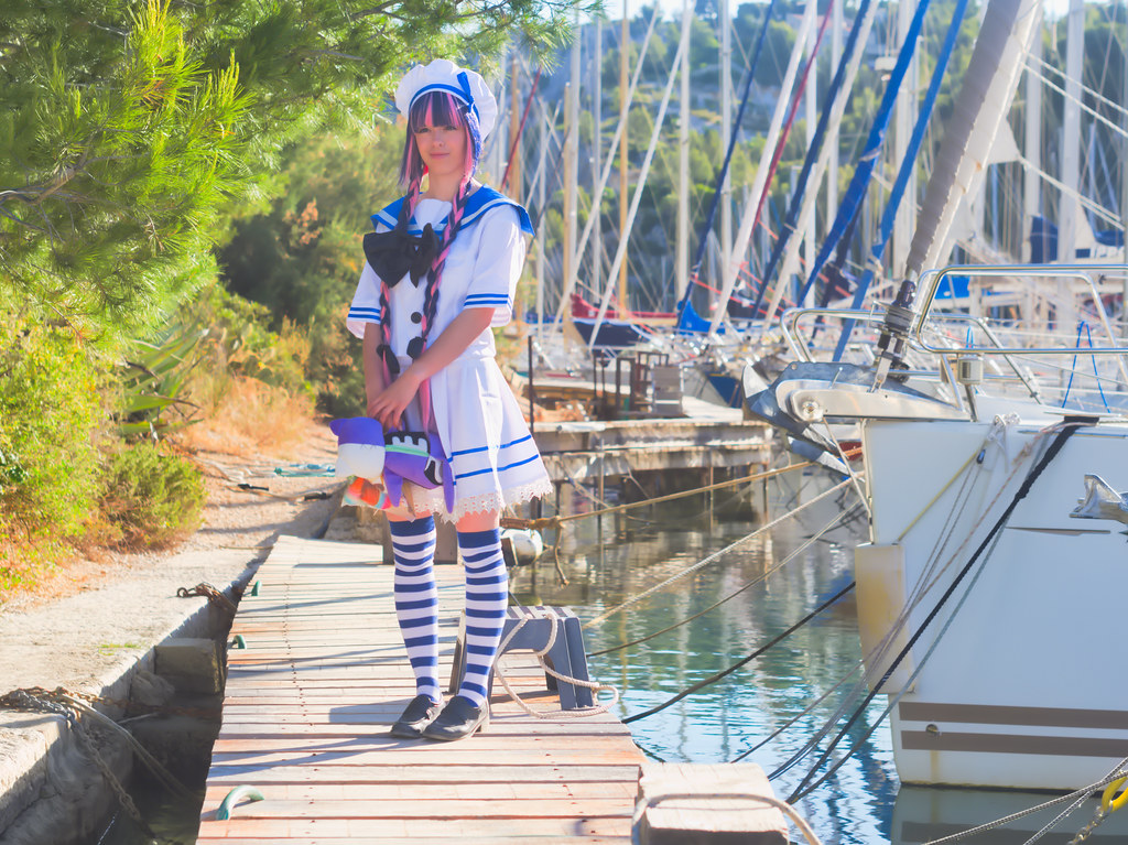 related image - Shooting Stocking - Citoyenne Z - Calanque de Port Pin -2019-06-08- P1699289