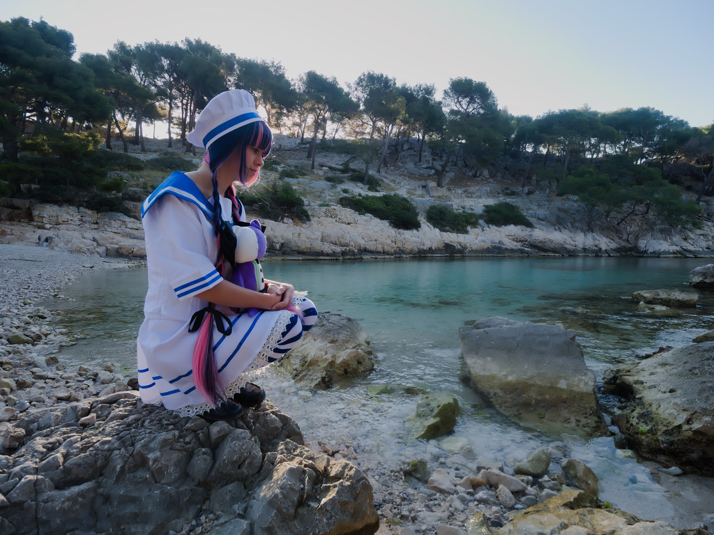 related image - Shooting Stocking - Citoyenne Z - Calanque de Port Pin -2019-06-08- P1699273