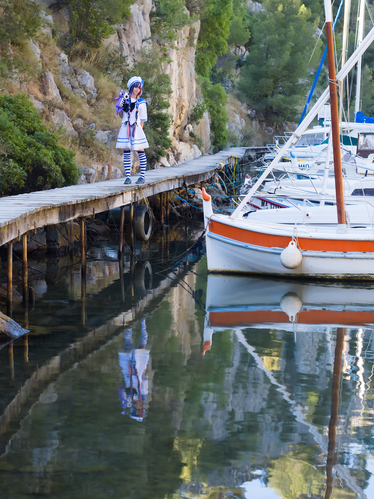 related image - Shooting Stocking - Citoyenne Z - Calanque de Port Pin -2019-06-08- P1699339